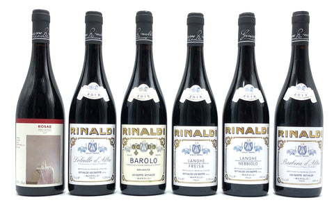 RINALDI BAROLO BRUNATE 2015 WITH FULL FLIGHT