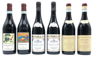 "ICONIC & TRADITIONAL ""EVERY DAY WINES"" - 1 Case Available"