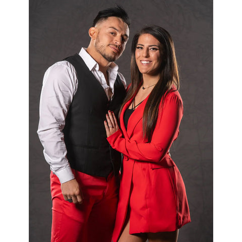 *Signed* Tessa and Daga Couple Promo