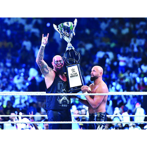 *Signed* Good Brothers Trophy 8 x 10 Promo