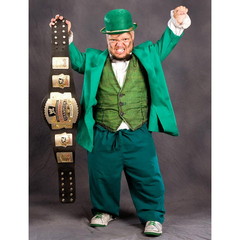 *Signed* Hornswoggle Title Promo