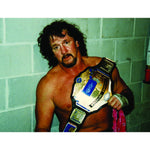 *Signed* Terry Funk Eastern Title 8 x 10 Promo