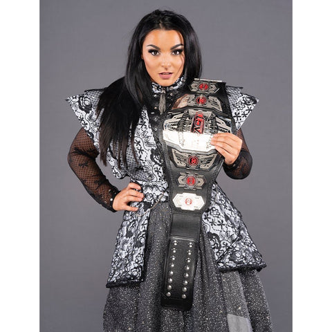 * Signed* Deonna Purrazzo Entrance Gear Promo