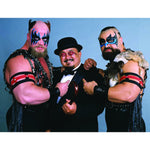 *Dual Signed* Powers of Pain Fuji 8 x 10 Promo