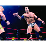 *Signed* Scott Hall Tooth Pic 8 x 10 Promo