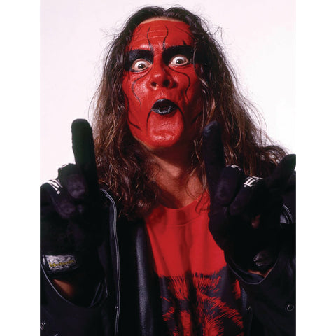 *Signed* Sting Wolfpac 8 x 10 Promo