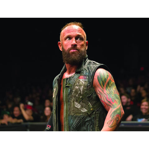 *Signed* Eric Young InSaNiTy 8 x 10 Promo
