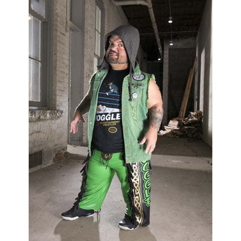 *Signed* Swoggle Fighter Promo