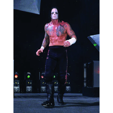 *Signed* Vampiro In Ring Promo