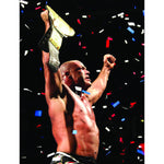 *Signed* Kurt Angle World Champ 8 x 10 Promo
