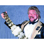 *Signed* Ted DiBiase Up Close 8 x 10 Promo