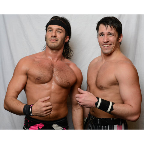 *Dual Signed* Chuck and Trent? Thumbs 8 x 10 Promo
