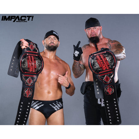 *Signed* Good Brothers Full Pose 8 x 10 Promo