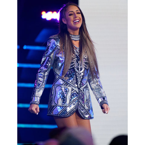 *Signed* Britt Baker Entrance Promo