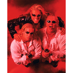 *Signed* Brood Red 8 x 10 Promo ( Signed by Christian, Edge and Gangrel )