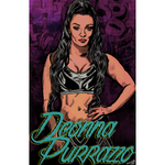 *Signed* Deonna Purrazzo Nuclear Heat 11 x 17 Poster