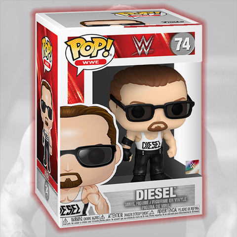 * Signed and Inscribed* Diesel Funko