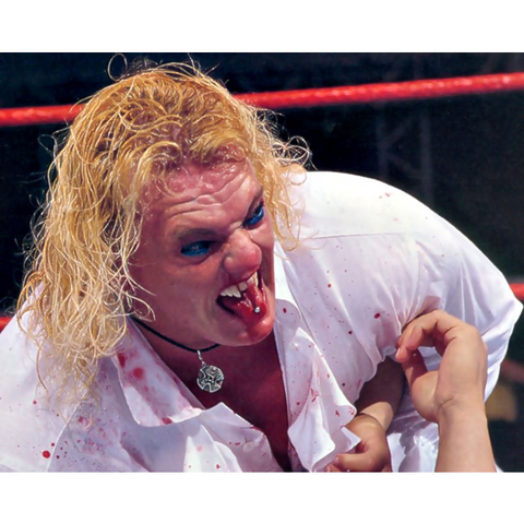 *Signed* Gangrel In Ring 8 x 10 Promo