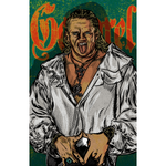 *Signed* Gangrel Nuclear Heat 11 x 17 Poster