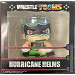 *Signed* Hurricane Helms Toon Mini Statue