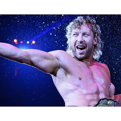 *Signed* Kenny Omega And Goodnight Promo