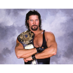 *Signed* Diesel World Champ 8 x 10 Promo