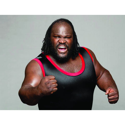*Signed* Mark Henry WSM Promo