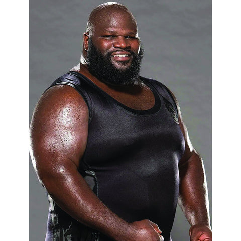 *Signed* Mark Henry Flex Pose Promo