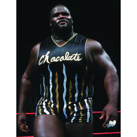 *Signed* Mark Henry Sc In Ring Promo