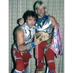 *Signed* Rock N Roll Express Red Tag Titles Promo