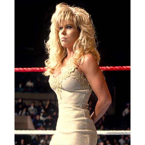 *Signed* Marlena In Ring 8 x 10 Promo