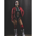 *Signed* Thunder Rosa Jacket Pose Promo
