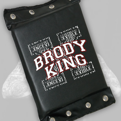 *Signed and Inscribed* Brody King Turnbuckle