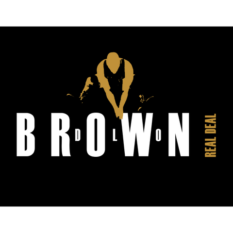*Signed* D'Lo Brown Turnbuckle