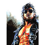 *Signed* Kenny Omega Schamberger 18 x 24 Print
