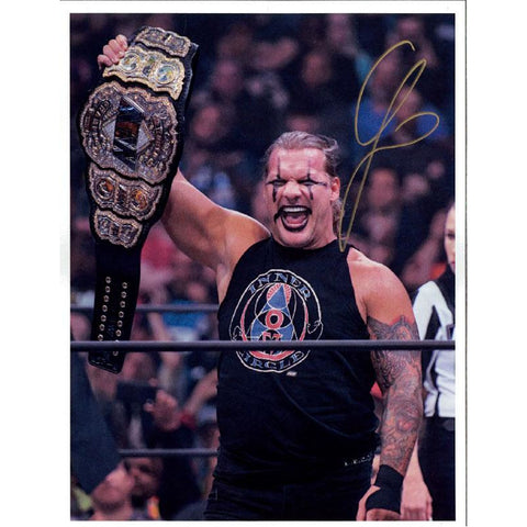 *Signed* Chris Jericho Inner Circle Promo