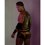 *Signed* Ricky Starks Over the Shoulder Promo