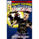 * Signed* Sammy Guevara 11 X 17 Comic Print