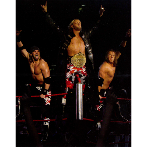 *Signed* Edgeheads Ring Pose Promo