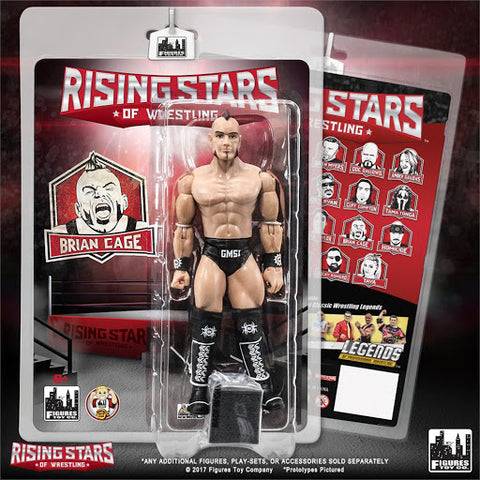 *Signed* Brian Cage FTC Figure
