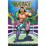 *Signed* Jake the Snake Roberts ERIK HODSON 11 x 17