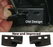 Load image into Gallery viewer, C4 Corvette Rear Curtain Apron Holder Clips Fits: 84 thru 96 Coupe Corvettes