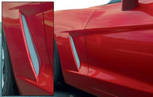 C6 Corvette Cove Side Screen Kit Fits: Base Models Only 05-13