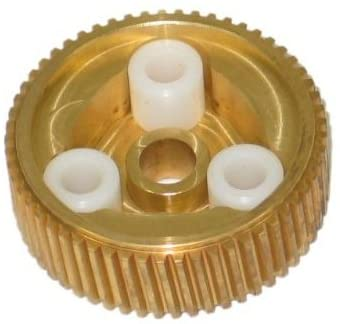 C4 Corvette Headlight Replacement Bronze Gear Upgrade Over Stock Nylon 88 - 96