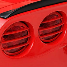 Load image into Gallery viewer, C6 Corvette Tail Light Louver Kit Phantom Euro GM Correct Match Torch Red 05-13