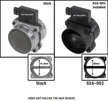 Load image into Gallery viewer, C4 C5 High Performance MAF Housing Fits: 94 thru 2000