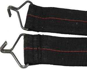 C4 Corvette Seat Support Trapeze Repair Dual Kit for Both Seats Fits: All 84 Through 96 Corvettes
