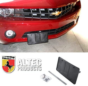 Camaro Front Retractable Manual License Plate Altec Show N' Go Kit All Camaros