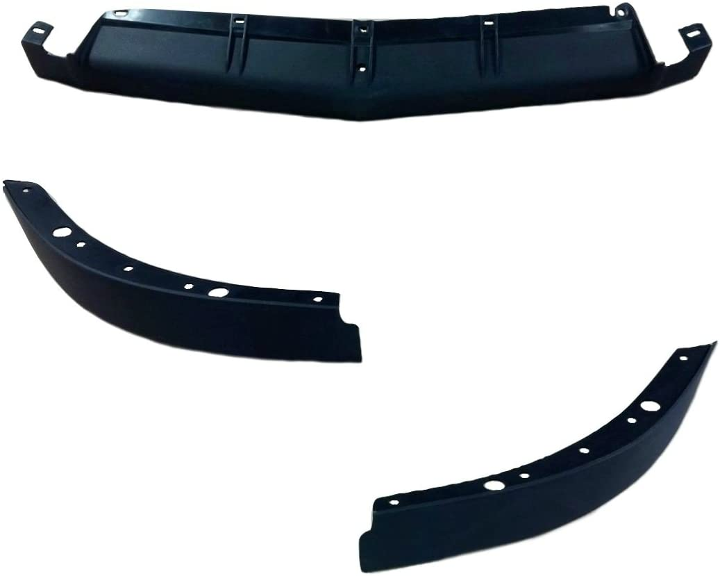 C4 Corvette Spoiler Lower Front Spoiler Air Dam Kit Fits: 91 thru 96 Corvettes