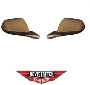 Mustang NoviStretch Front + Mirror Bra High Tech Stretch Mask Kit 6th Gen 2015+